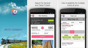 Indian Railway lanza la aplicación IRCTC Rail Connect para simplificar la reserva de trenes