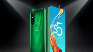 Infinix S5 Pro está listo para lanzarse en India el 6 de marzo