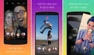 Instagram lanza la aplicación de mensajería Bolt