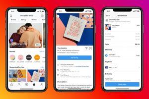 Instagram lanza una nueva página de compras para sus usuarios en EE. UU.