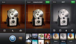 Instagram para iOS actualizado a v3.2, trae un nuevo filtro y una interfaz de usuario renovada de la cámara