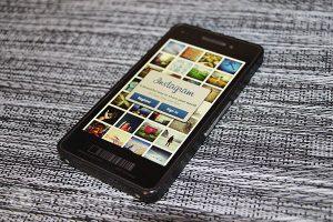 Instagram se dirige a BlackBerry 10: CrackBerry