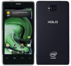 Intel y Lava Mobiles lanzan el teléfono inteligente Xolo X900 por 22.000 rupias