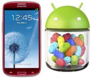 Fugas de actualización oficial de Galaxy S III Android Jelly Bean, podría llegar pronto OTA
