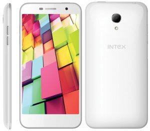 Intex Aqua 4G + con pantalla HD de 5 pulgadas y soporte 4G LTE lanzado en India por Rs.  9499