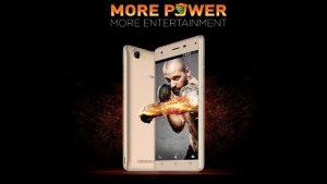Intex Aqua Power IV con Android 7.0 Nougat, batería de 4000 mAh y 4G VoLTE lanzado en India por ₹ 5499