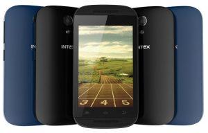 Intex Aqua T2 con pantalla de 3,5 pulgadas lanzado para Rs.  2699