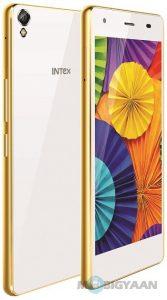 Intex anuncia Aqua Ace con 3 GB de RAM a ₹ 12,999