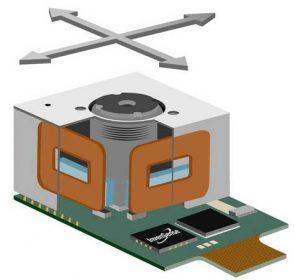 InvenSense presenta el giroscopio de doble eje más pequeño del mundo