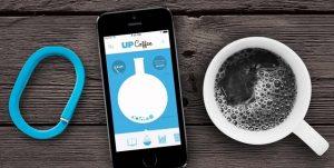 Jawbone Up Coffee es una aplicación especialmente diseñada para monitorear el sueño de los adictos al café