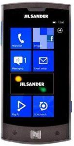 Jil Sander LG-E906 Windows Phone ahora disponible en el Reino Unido por £ 299.99