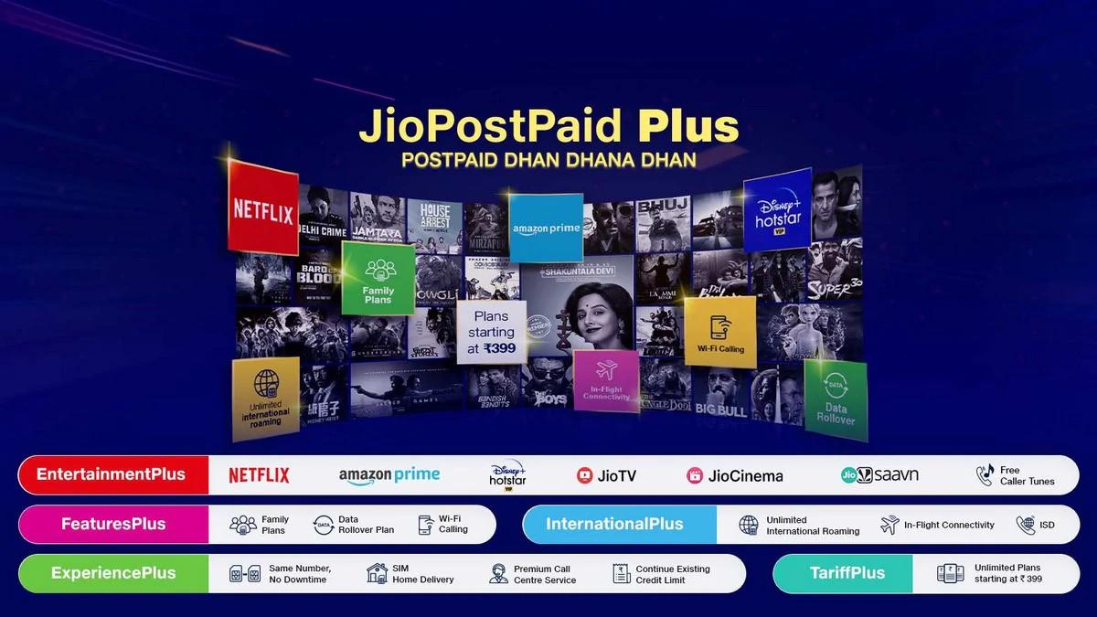 Jio-Postpago-Plus