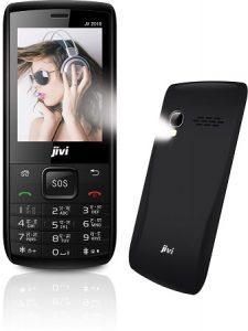 Jivi 2010 - El teléfono de ayuda de One Press para damas