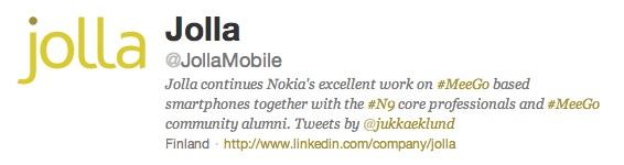 Jolla llevará a MeeGo adelante con el ex-equipo de Nokia
