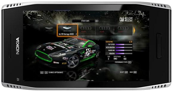Juega NFS Shift en Nokia X7 y gana un viaje a F1 GP en Singapur