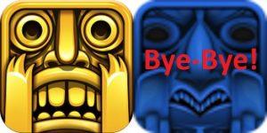 Juegos de imitación eliminados de la tienda de aplicaciones por Apple