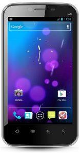 Karbonn A18 con pantalla de 4,3 pulgadas, lanzamiento de ICS de Android 4.0