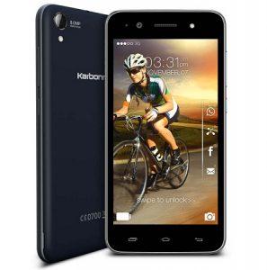 Karbonn MACHONE Titanium S310 con cámara selfie de 5 MP con flash LED lanzado para Rs.  6990