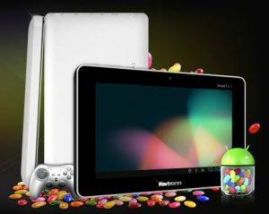Karbonn Smart Tab 1 ahora se envía con Android Jelly Bean por solo Rs.  6,990