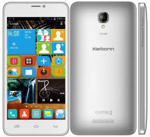 Karbonn Titanium S19 lanzado por Rs.  8.320;  viene con Android KitKat y cámara de 13 MP