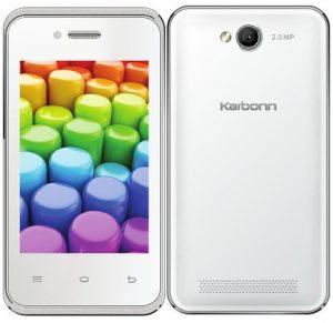 Karbonn lanza la gama Karbonn Smart de asequibles smartphones Android