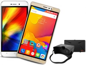 Karbonn lanza su gama de teléfonos inteligentes VR con Quattro L52 y Titanium Mach Six en India