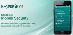 Kaspersky Mobile Security actualizado con la función 'MugShot' para teléfonos inteligentes Android