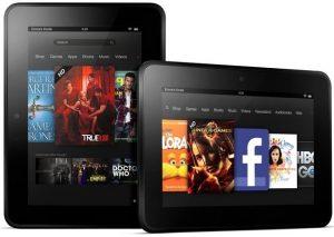 Kindle Fire HD 7 de Amazon anunciado por $ 199, 16 GB de almacenamiento y más a bordo
