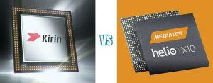 Kirin 650 vs MediaTek Helio X10 (MT6795) - ¿Cuál es mejor?