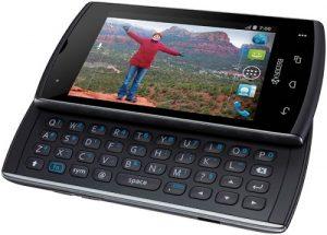 Kyocera Rise, un teléfono inteligente Android 4.0 ICS Slider QWERTY lanzado en EE. UU.