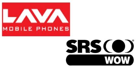 LAVA Mobiles se une a SRS Labs para tecnología de audio