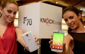 LG F70 anunciado;  viene con Android 4.4, procesador de cuatro núcleos a 1.2 GHz