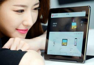 LG G Pad III 10.1 con soporte incorporado y soporte 4G LTE presentado