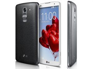LG G Pro 2 disponible en línea en India por Rs 49990