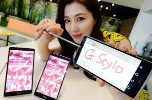 LG G Stylo con pantalla HD de 5.7 pulgadas lanzado en Corea