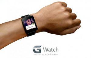 LG G Watch llegará a las tiendas en junio en torno a los 199 euros