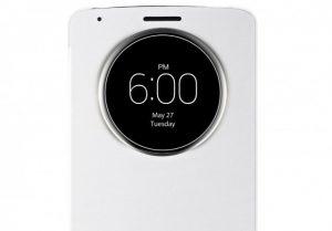 Se anuncia la funda QuickCircle para LG G3 con iluminación inteligente y carga inalámbrica