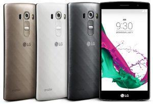 LG G4 Beat con pantalla Full HD de 5.2 pulgadas y procesador Snapdragon 615 presentado
