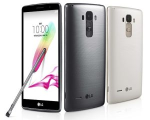 LG G4 Stylus con pantalla HD de 5.7 pulgadas lanzado en India por Rs.  24990