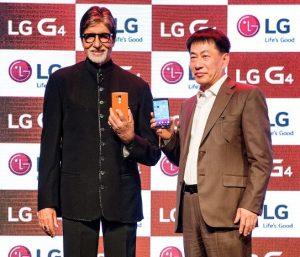 LG G4 con pantalla Quad HD de 5.5 pulgadas y procesador Snapdragon 808 hexa-core lanzado en India por Rs.  51000