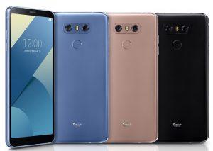 LG G6 + anunciado con 128 GB de almacenamiento, carga inalámbrica y nuevas opciones de color