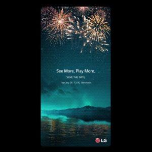 LG G6 se dará a conocer el 26 de febrero