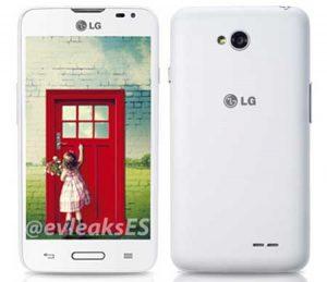 LG L65 con procesador de doble núcleo filtrado