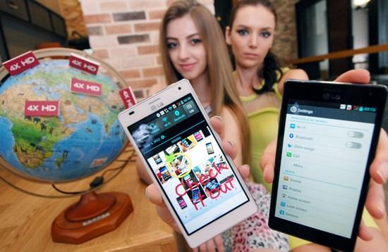 LG Optimus 4X HD oficialmente disponible en Europa