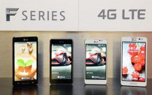 LG Optimus F5 y Optimus F7 anunciados oficialmente con Android 4.1 JB y 4G LTE