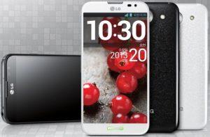 LG Optimus G Pro se lanza en Corea esta semana