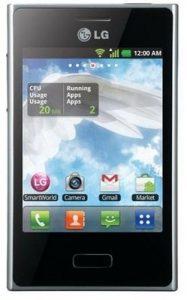LG Optimus L3 disponible para preordenar en Rs.  7,949