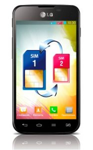 LG Optimus L5 II Dual lanzado en India por Rs.  11499
