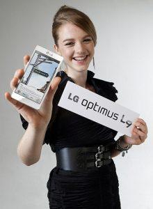 LG Optimus L9 llega con pantalla de 4.7 pulgadas, procesador de 1 GHz y Android ICS