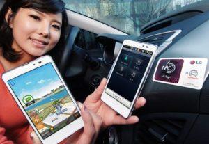 LG Optimus LTE Tag para acompañar a Optimus Vu en el MWC